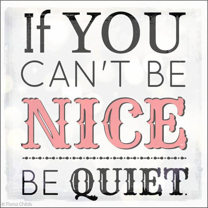 Https Mmiles777 Wordpress Com 2013 12 29 More Since We Know You Wont Say Something Nice We Hope You Wont Say Anything At All