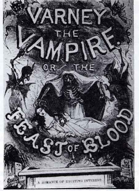 VARNEY THE VAMPIRE EBOOK