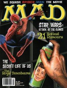 Spider MAD