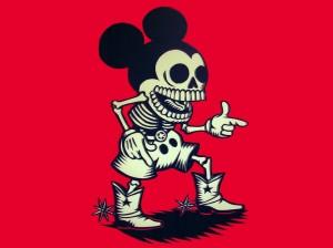 Weird Mickey II 3