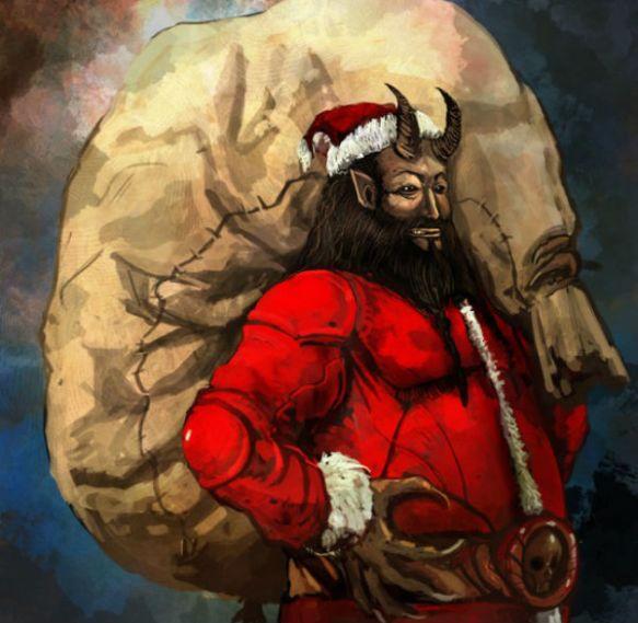 Saturn Claus 3